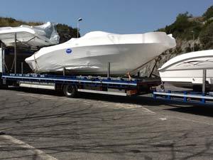 Trasporto Barche Barcaservice